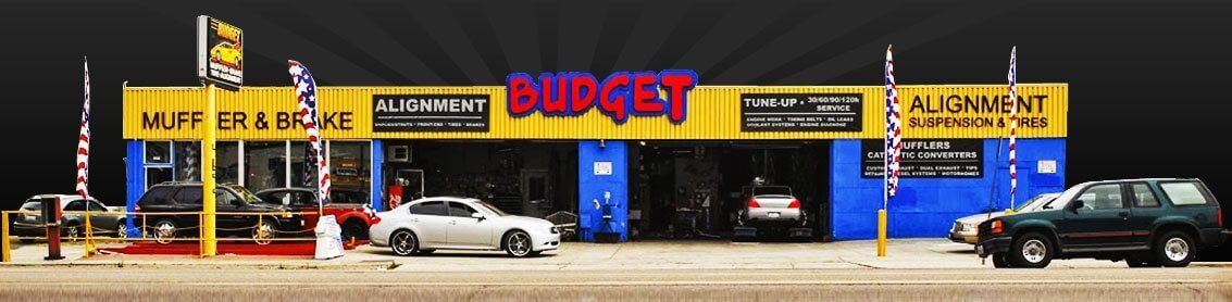 Muffler Brakes & Alignment Services