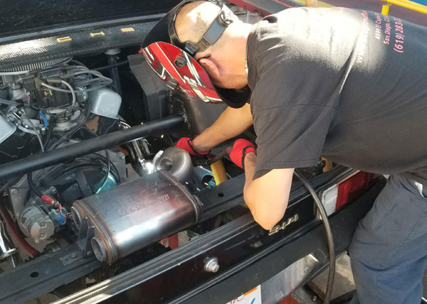 Highly Expert Muffler Installation Services San Diego