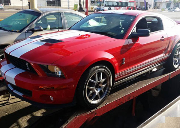 Ford Mustang Exhaust Repair Services
