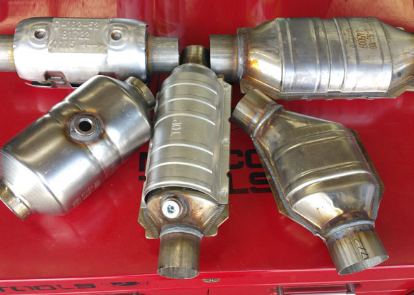 CARB Approved Catalytic Converters in San Diego, CA