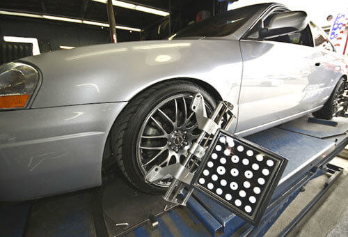Camber/Suspension Correction Shop